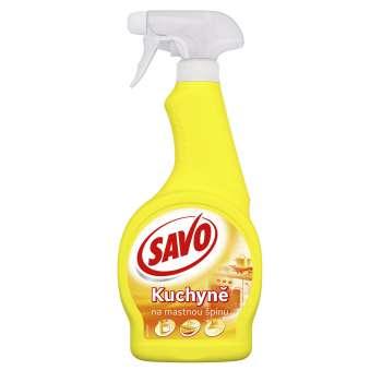 Čistící prostředek - Savo Kuchyně, 500 ml