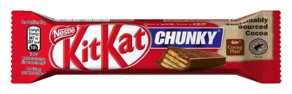 Tyčinka - Kit Kat Chunky, 40 g