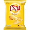 Chipsy Lays - solené, 85 g