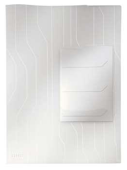 Desky Leitz Combifile třídící závěsné A4, transparentní