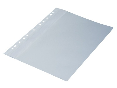 Rychlovazače s europerforací A4, bílé, 20 ks