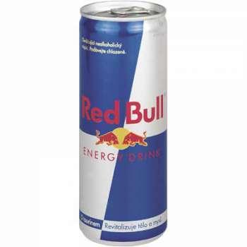 Nápoj energetický Red Bull, 250 ml