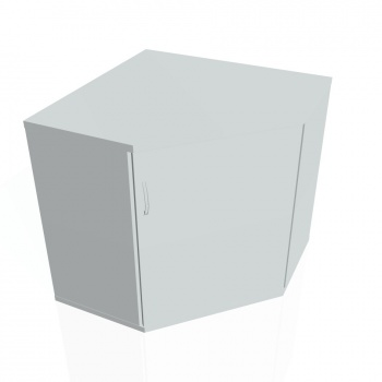 Skříň Hobis STRONG SRV 2 01 pravá, šedá/šedá