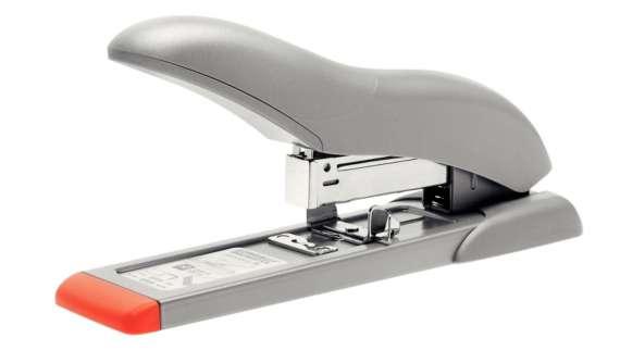 Sešívačka RAPID HD 70 - velkokapacitní, stříbrná/oranžová
