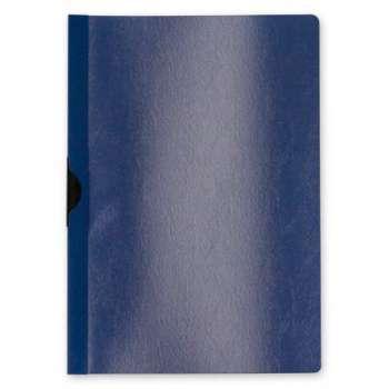 Desky s klipem Niceday 30, A4 tmavě modrá