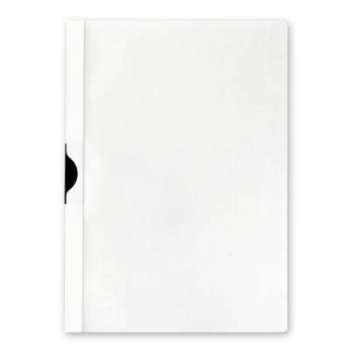 Desky s klipem Niceday 60, A4 bílé
