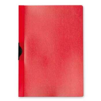 Desky s klipem Niceday 30, A4 červené