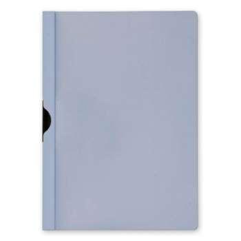 Desky s klipem Niceday 30, A4 světle modré