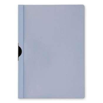 Desky s klipem Niceday 60, A4 světle modrá