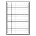 Samolepicí etikety - 38,1 x 21,2 mm