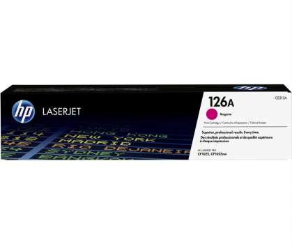 Toner HP CE313A/126A - purpurová