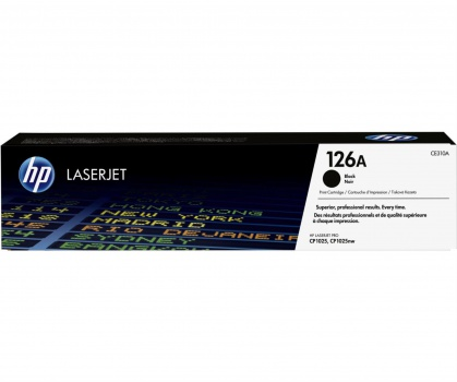 Toner HP CE310A/126A - černý