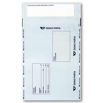 Obálka na cenné dokumenty C5 Office Depot, plastová