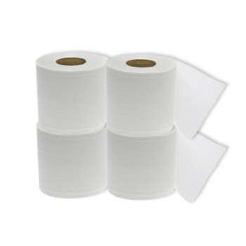 Toaletní papír economy - 2 vrstvy, 4 role