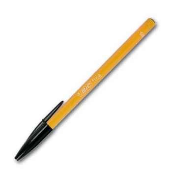 Kuličkové pero Bic Orange - černé