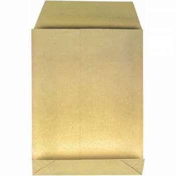 Tašky obchodní B5 - s kříž. dnem, samolepicí 800ks