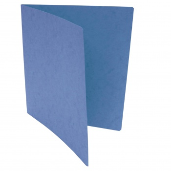 Prešpánové desky bez chlopní - A4, tmavě modré