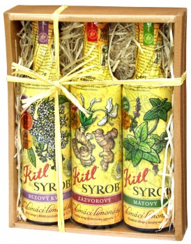 Kitl Syrob - bezový květ, 500 ml