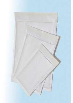 Bublinkové obálky - typ 15/E, bílé, balení 10 ks
