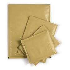 Bublinkové obálky - typ 13/C, bílé, balení 10 ks