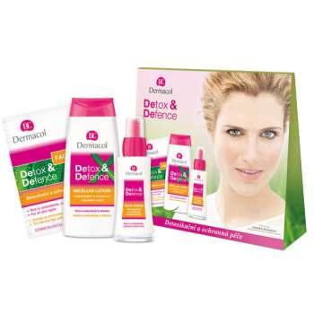 DÁREK: Dermacol detoxikační a ochranná péče ZDARMA.