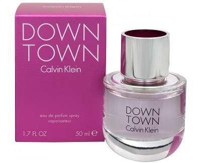 DÁREK: Calvin Klein Down Town parfémová voda (50 ml) ZADARMA