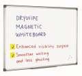 Lakovaná magnetická tabule - 90 x 60 cm