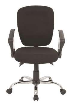 Kancelářská židle Hoggar - černá