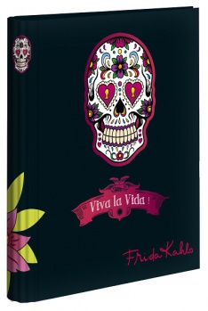 Pořadač Exacompta Frida Kahlo - dvoukroužkový, mix barev