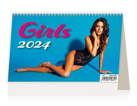 Stolní kalendář 2017 Girls