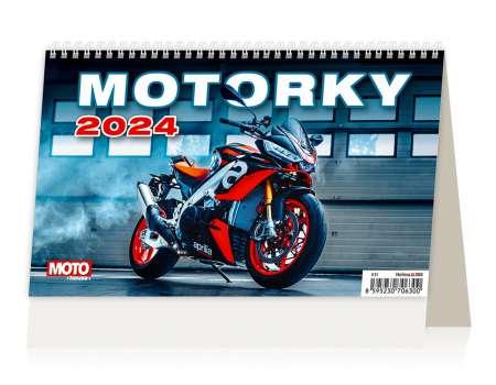 Stolní kalendář 2017 Motorky