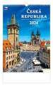 Nástěnný kalendář 2020 - Česká republika