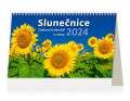 Stolní kalendář 2020 - Slunečnice