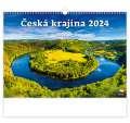 Nástěnný kalendář Česká krajina
