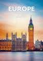 Nástěnný kalendář 2017 Europe
