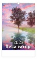 Nástěnný kalendář 2020 - Řeka čaruje