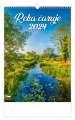 Nástěnný kalendář 2021 Řeka čaruje