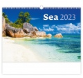 Nástěnný kalendář 2022 Sea