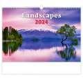 Nástěnný kalendář Landscapes