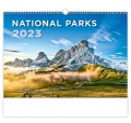 Nástěnný kalendář 2021 National Parks