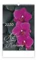 Nástěnný kalendář 2020 - Art of Harmony