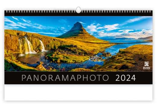 Nástěnný kalendář 2017 Panoramaphoto