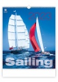 Nástěnný kalendář 2018 Sailing