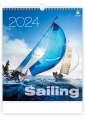 Nástěnný kalendář 2021 Sailing