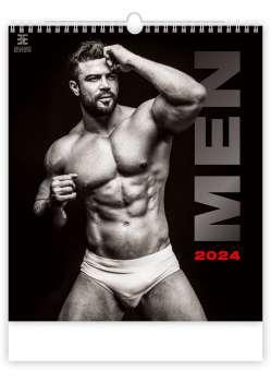 Nástěnný kalendář 2017 Cool Men