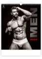 Nástěnný kalendář 2018 Cool Men