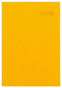 Týdenní diář 2017 Theia A5 - žlutý