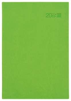 Denní diář 2017 Lacerta A5 - zelený