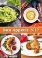 Nástěnný kalendář 2017 Bon Appetit + 12 receptů
