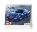 Stolní kalendář 2017 MiniMax Auta